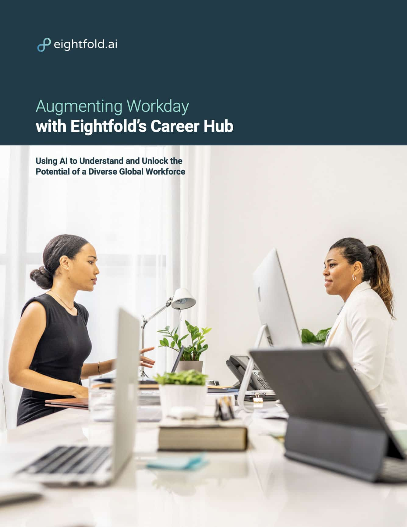 Augmenting Workday with Eightfold's Career Hub Report Cover